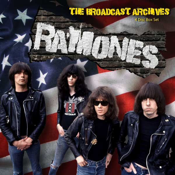 Ramones - The Broadcast Archives